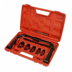 5 Sizes Valve Spring Compressor Pusher Automotive Tool For Car Motorcycle Kit Wf