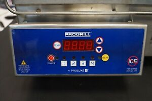 Proluxe Commercial 15 Inch Panini Grill Model Csd1515