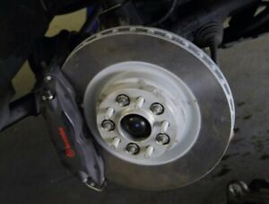Ford Mustang Brembo Front Pair Lh Rh Powdercoated Calipers