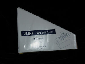 Uline Packing Tape Dispenser gun Industrial H 150 New In Box