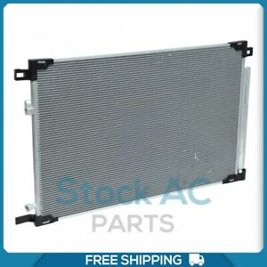 New A c Condenser For Toyota Avalon Camry Rav4 2019 To 2020 Oe 884a006010