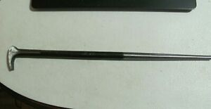 Snap On Tools Usa 2050 Rolling Head Pry Bar Lady Foot 19 1 2 Long Prybar Nice