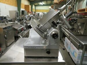 Hobart 1912 Automatic manual Slicer 12 Blade Auto 120v