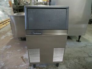 Scotsman Cse60a 1a Compact Undercounter Ice Machine Gourmet Cube 55lbs Prod