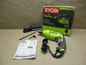Ryobi D620h 6 2 Amp Corded 5 8 In Variable Speed Hammer Drill