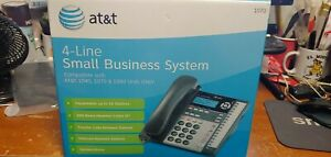 At t 1070 4 line Small Business System Phone New In Box Free Shipping