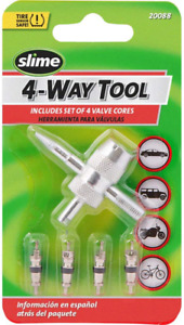 Valve Stem Core Tool Removal Car Bike Tire Repair Tiny Bicycle Cores Small
