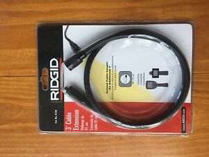 Ridgid 31128 3 Cable Extension For Inspection Camera