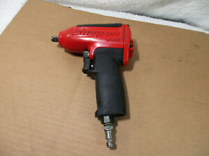 Snap On Mg325 Mg 325 Red 3 8 Drive Impact Air Wrench Gun Works Great
