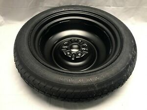 07 08 09 10 11 Toyota Camry 17 Spare Tire Rim Wheel Donut Compact T155 70d17
