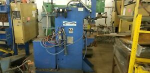 Tj Snow Co 85 Kva Projection Spot Welder