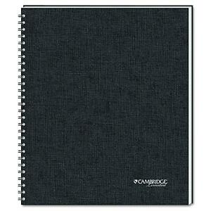 Mead Cambridge Limited Quicknotes Business Notebook 6066