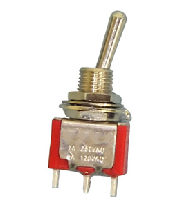 Philmore 30 10010 Spdt On off on Mini Toggle Switch 5a 120v 28v Dc