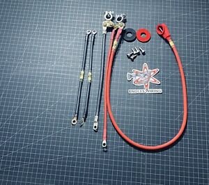 Honda Civic Acura Integra Ground Kit And Charge Harness Budget Eg Dc Only B18