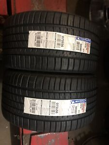 2 X New 285 35zr18 Michelin Pilot Sport A s3plus
