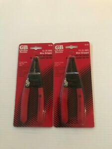 2 New Gardner Bender Gs 60 Wire Strippers 10 20 Awg