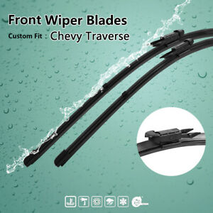 24 21 Front Windshield Wiper Blades For 2012 2017 Chevy Traverse
