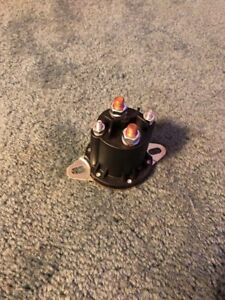 New Western Fisher Snow Plow Replacement Solenoid 56131k 1