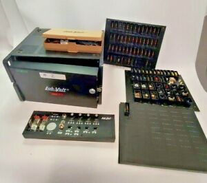 Lab volt Electricity And Electronics Training Systems Kit Konnect All Boards