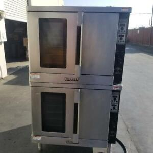 Hobart Hec40d Full Size Electric Convection Oven Stainless Steel 208v 3 Ph