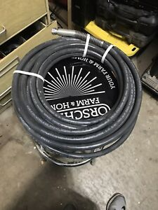 Paint Spray Hose 3 8 Id X 25 Ft long Rated At 3 300 Psi