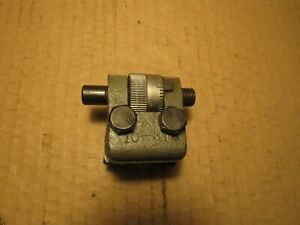 Atlas Craftsman 6 10 12 Lathe Micrometer Carriage Stop 10 316
