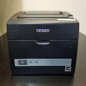 Citizen Ct s310ii Point Of Sale Thermal Printer Ct s310iiubk