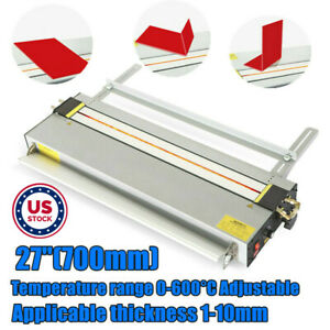 Usa 27 Acrylic Plastic Pvc Heater Bending Machine With Infrared Ray Calibration