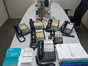 Avaya Partner Acs complete System Acs R3 Proc 308ec Messaging Phones