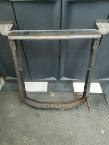 1947 1953 Chevy Coe Cabover Truck Radiator Core Support Original Vintage
