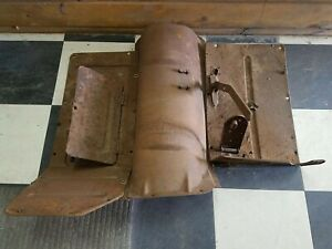 1947 53 Chevrolet Cabover Truck Coe Engine Cover Floor Panel Hump Complete Floor