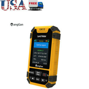 Gps Land Surveying Machine Gnss Receiver Dual Satellite Positioning Slope Tool
