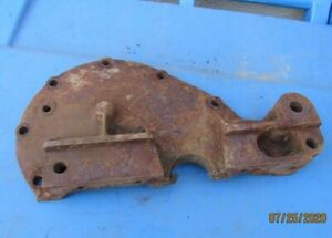 Model A Aa Ar Ford 1928 Timing Cover Used