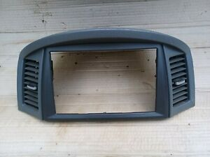 1996 1997 1998 Toyota 4runner Center Dash Radio Ac Climate Trim Bezel Oem