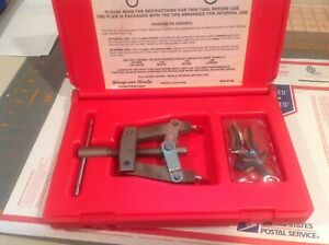 Blue Point By Snap On Prc87 Usa Internal External Retaining Ring Tool