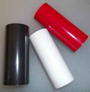 Kingsley Hot Stamp Stamping Machine Pigment Foil 3 X 100 3 Rolls Canister
