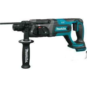 New In Box Makita Xrh04z 18v Cordless Battery 7 8 Rotary Sds Hammer Drill Lxt