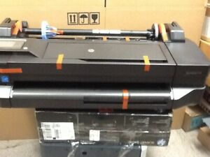 Hp Cq891c b1k Designjet T120 24 in Printer no Consumable