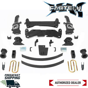 Fabtech 6 Basic Lift Kit System Fits 2016 2021 Toyota Tacoma 2wd 4wd