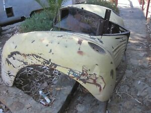 1939 40 41 42 46 1947 Dodge Pickup Truck Front Clip Fenders Grille San Diego