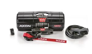 Warn 101240 Axon Powersport Winch