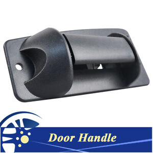 Rear Left Side Door Handle Exterior For Chevy Silverado Gmc Sierra Extended Cab