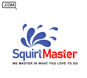 Squirtmaster com Brandable Domain Name For Sale