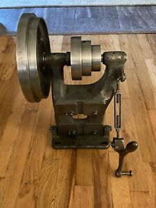 Complete 9 South Bend Lathe Horizontal Drive Unit Motor Mount Countershaft