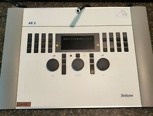 Beltone Ae2 Clinical Audiometer Hearing Tester usa Seller Free Shipping
