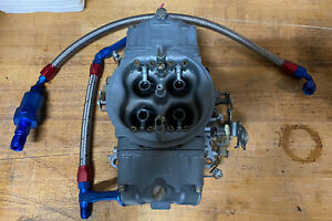 Holley 4150 Hp 82651 Modified And Professionally Built 828 Cfm See Description