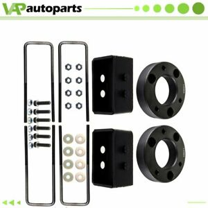 Fits 2004 2018 Ford F 150 Full 2 Inch Front And Rear Leveling Lift Kit 2wd 4wd