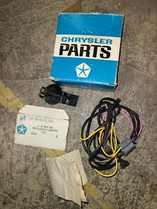 1970 Dodge Challenger Rt Se Or Rt Map Courtesy Lamp Package Nos Fits Others