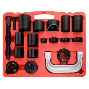21pc C Press Ball Joint Master Set Service Kit Remover Installer 2 4 Wd Auto