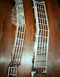 1968 Chevy Impala Caprice Ss Conv Front Rechomed Grill Original